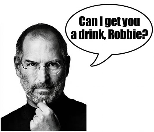CE-Oh no he didn't! Part LIV: Jobs calls Robbie Bach a drunk
