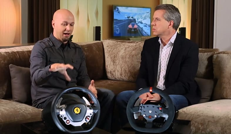 Xbox One's modular racing accessories exposed