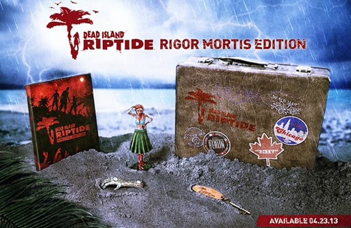 Dead Island: Riptide's 'Rigor Mortis' edition has a case of zombies