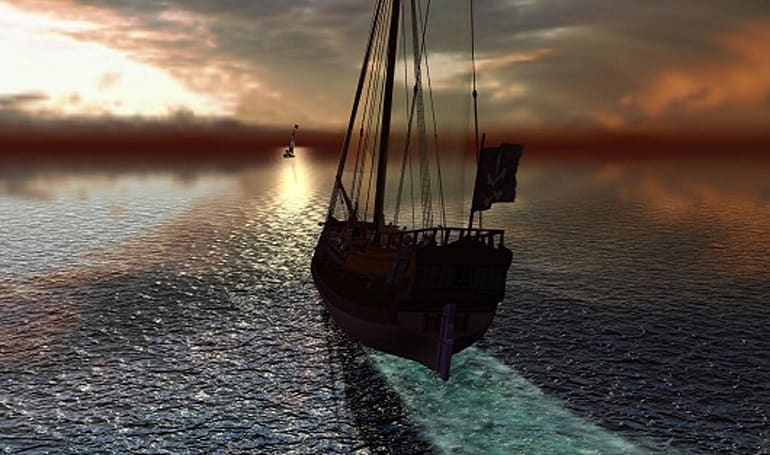 Choose My Adventure: Out of drydock!