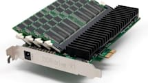 DDRdrive's RAM-based SSD is snappy, costly