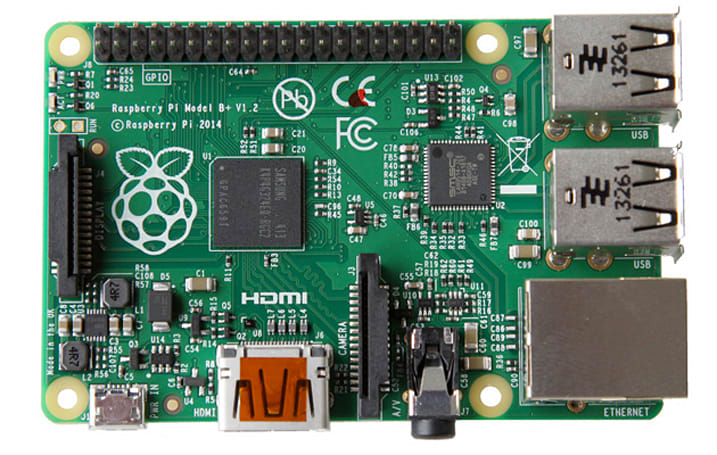 Raspberry Pi launches Model B+ with extra USB ports, microSD support