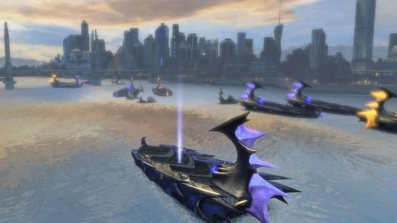 DCUO announces Tides of War summer event