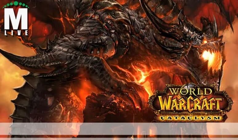 Watch a stream of World of Warcraft: Cataclysm live, right here, right now! [Updated]