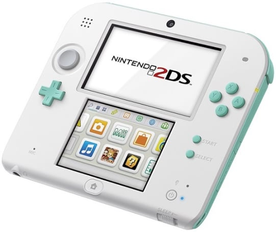 Reel in the Sea Green 2DS on June 6