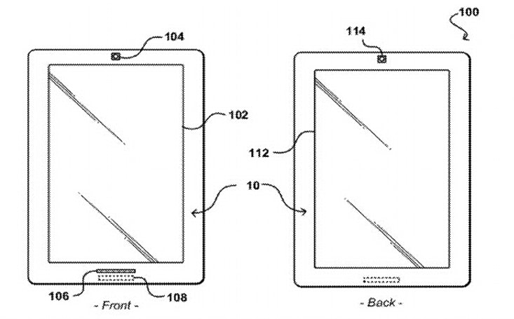 Amazon applies for dual-display device patent, where e-ink and LCD play nice together