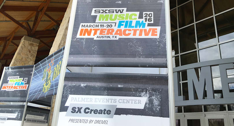 We're live at SXSW Interactive 2016!