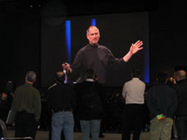 Jobs to miss Apple shareholder meeting this week
