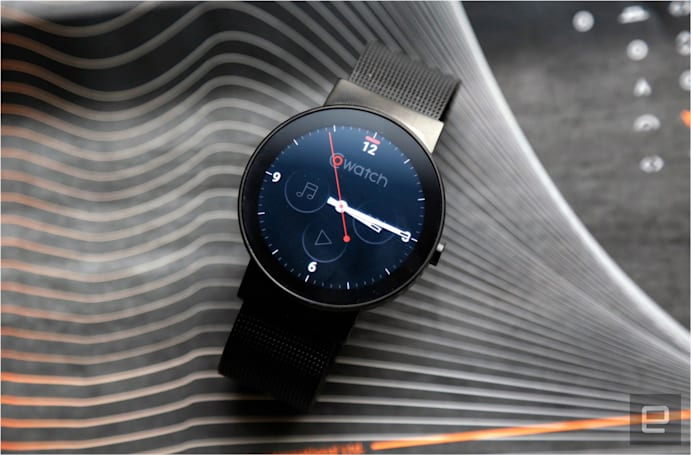 The CoWatch brings Amazon's Alexa to your wrist starting today