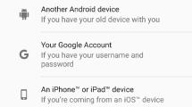 Android Nougat kann iPhone-Daten für den Wechsel importieren