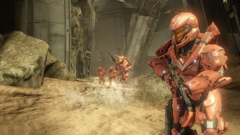 PSA: Halo 4 Crimson Map Pack is ready for deployment [Updates]