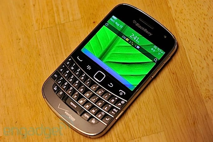 How would you change RIM's BlackBerry Bold 9930?