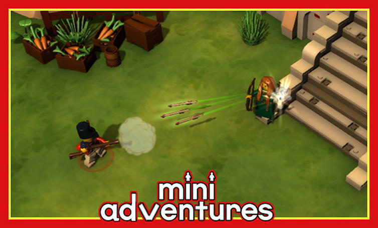 The Stream Team: Aiming for the gods in LEGO Minifigures Online