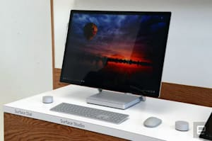 Surface Studio: Das ist Microsofts All-in-One (Hands-On)