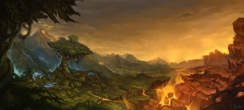 Cataclysm Leak: Maps, models and more from MMO-Champion