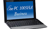 ASUS throws XP Professional on Eee PC 1005HA, dubs it 'business edition'