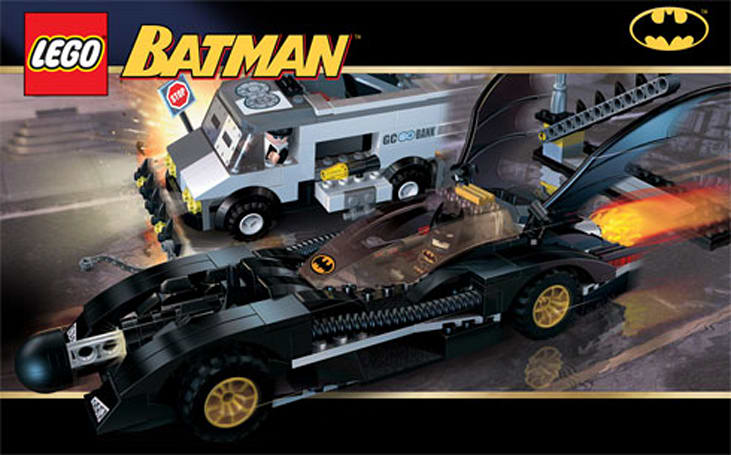 Some LEGO Batman details to whet your appetite for vengeance