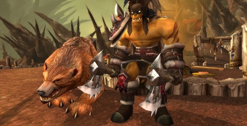 Know Your Lore: Rexxar, Champion of the Horde
