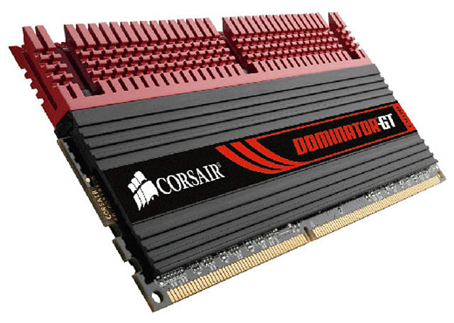 Corsair pushes speed envelope with 2,333MHz Dominator GTX RAM modules