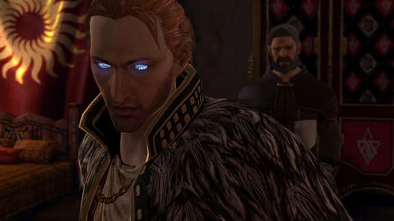 Mordant mage Anders returns in Dragon Age 2