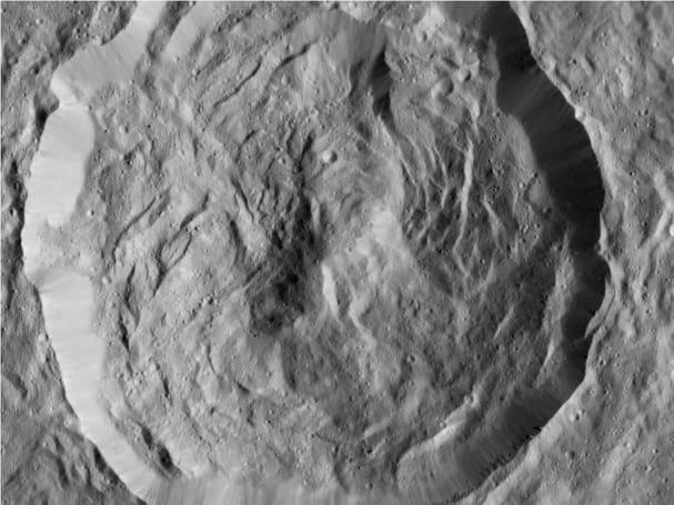 NASA's closest-ever Ceres photos reveal more odd shapes