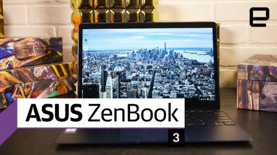 ASUS ZenBook 3 Review