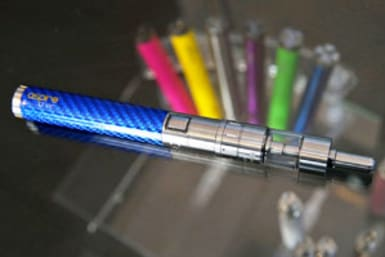 Study identifies two new carcinogens in e-cigarette vapor