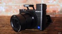 Ausprobiert: Sonys Kompaktkamera RX100 V