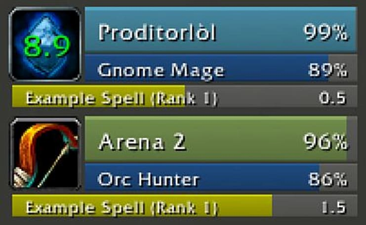 Arcane Brilliance: Mage addons for PvP