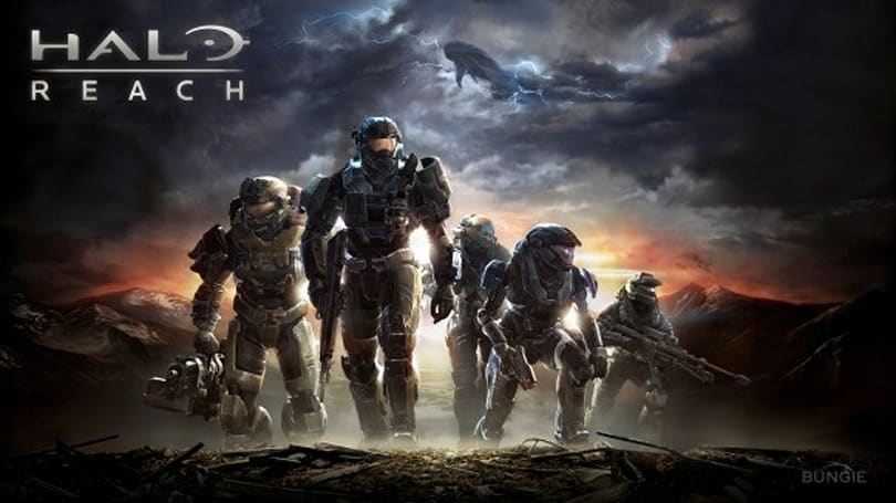 Win early access to the Halo: Reach beta!