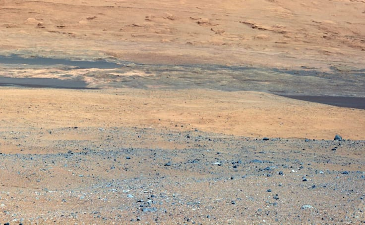 Mars is much drier than expected