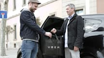 Uber gets a second shot in Spain as a food delivery service