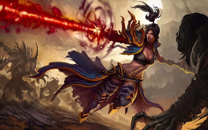Diablo III becomes fastest-selling PC game ever, deluge of broken PC mice likely to follow
