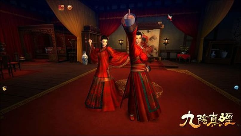 Upcoming Age of Wushu wedding system detailed