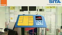 SITA and Orange develop NFC-based airport check-ins, let you bump the TSA (video)
