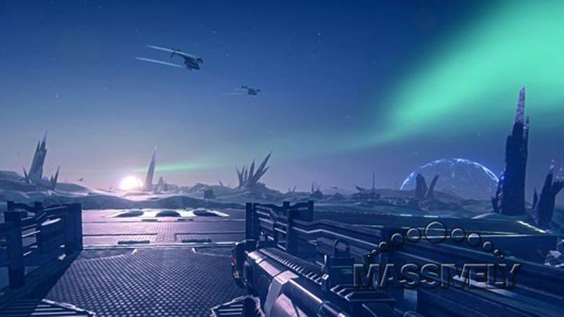 PlanetSide 2 state of the game talks infantry render fixes, six-month roadmap