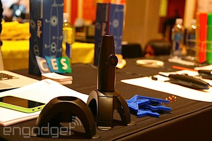 Check out 3Doodler's upcoming accessories and swappable tips
