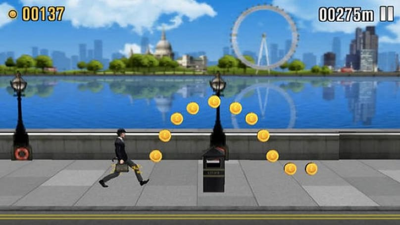 The Ministry of Silly Walks is now an iOS game, and it's fantastically silly