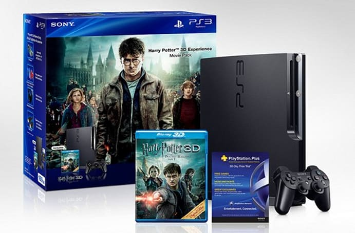 Say 'Hallow' to the new Harry Potter PS3 bundle