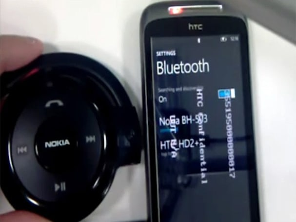 HTC Mozart shows off Windows Phone 7 credentials on camera, teases specs (video)