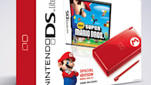 Nintendo plays dress up with two new DS Lite bundles, DSi mocks from afar
