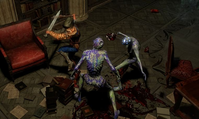 Path of Exile going strong a month after launch