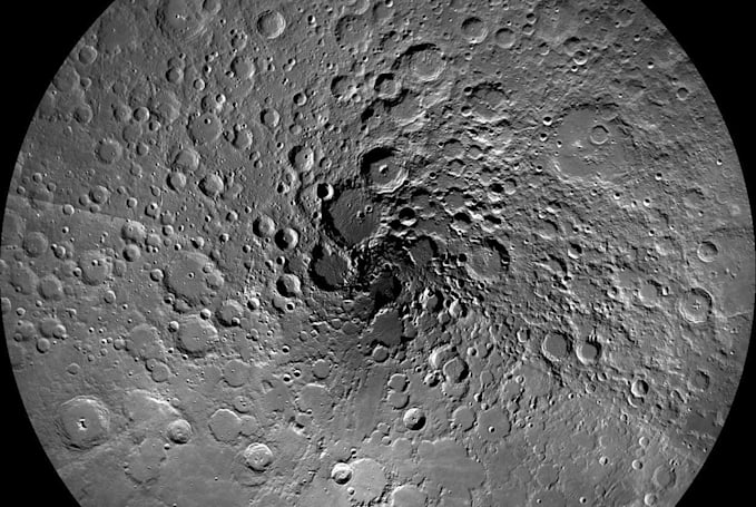 Space rocks form more craters on the moon than we expected
