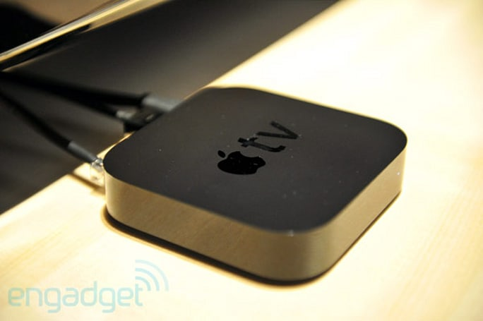 Apple TV update 5.1 brings shared photo streams and iTunes account swapping, available now