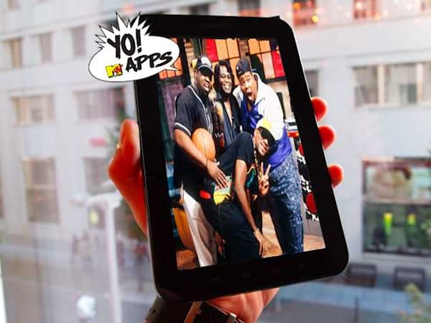 Samsung Galaxy Tab to ship with exclusive MTV content (update)