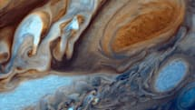 Researchers believe Jupiter's Red Spot is heated by thunder