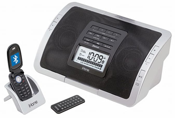 iHome intros the iHC5 mobile phone dock