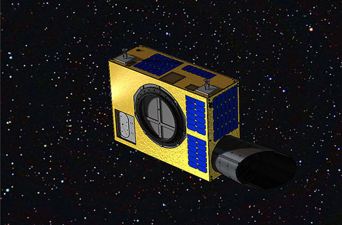 Canadian mini-satellite promises to detect Earth-destroying asteroids