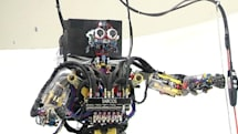 Ph.D. student subjects advanced robot to dance, embarrassment (video)