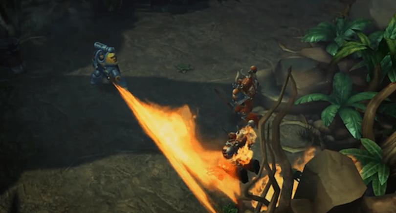 Warhammer 40K: Space Wolf howls in on Q2 2014